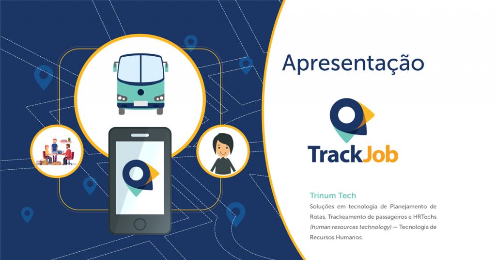 Apresentação TrackJob - Módulo Fretamento - Materiais Gratuitos